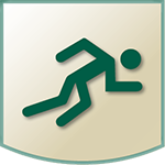 Logo Leichtathletik