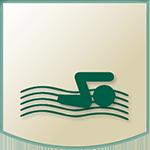 Logo Schwimmen